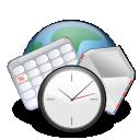 Icones d'Internet i accessoris