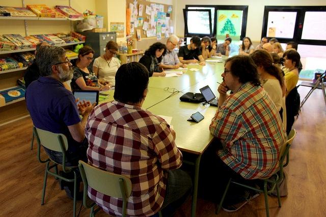 Jornada de formació comunitària a Lleida, el passat maig.