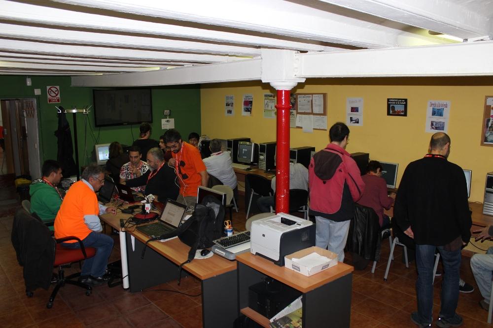 Festa ubuntu al Teb
