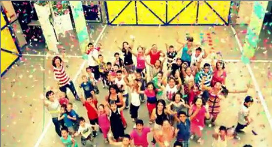 Fotograma d'un moment del vídeo