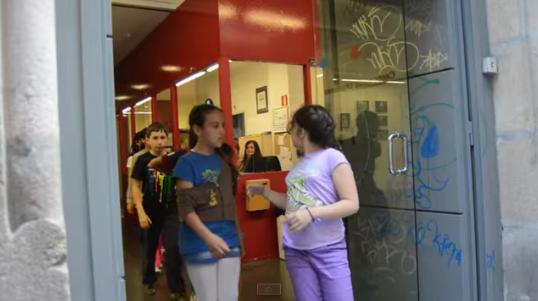 captura d'un moment del vídeo Stop Bullying