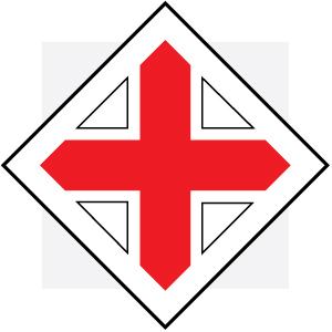 Imatge gràfica Creu de Sant Jordi