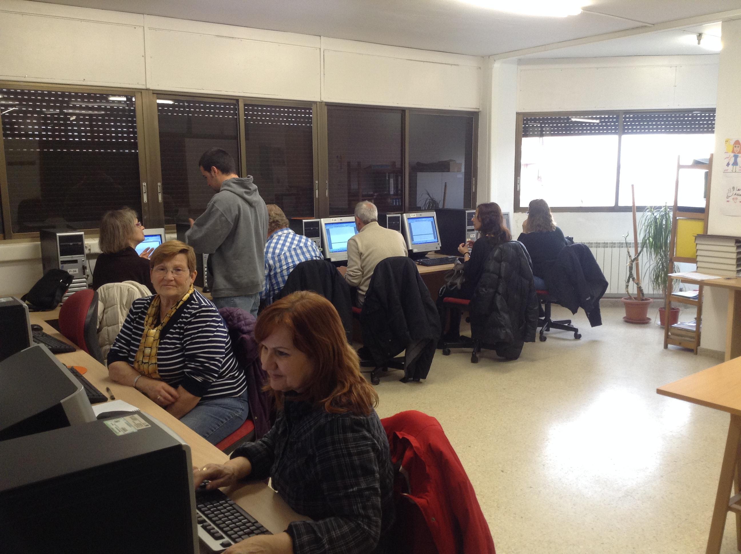 foto curs al PO del CPS Francesc Palau
