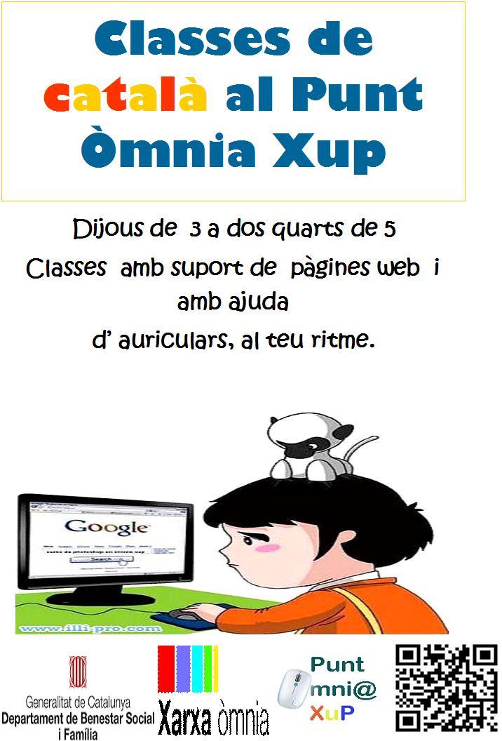 cartell classes català