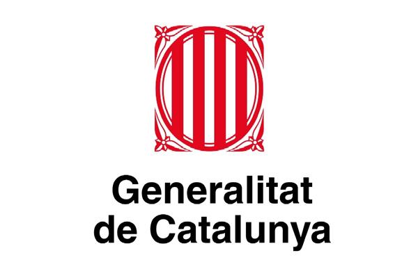 Logo de la Generalitat de Catalunya.