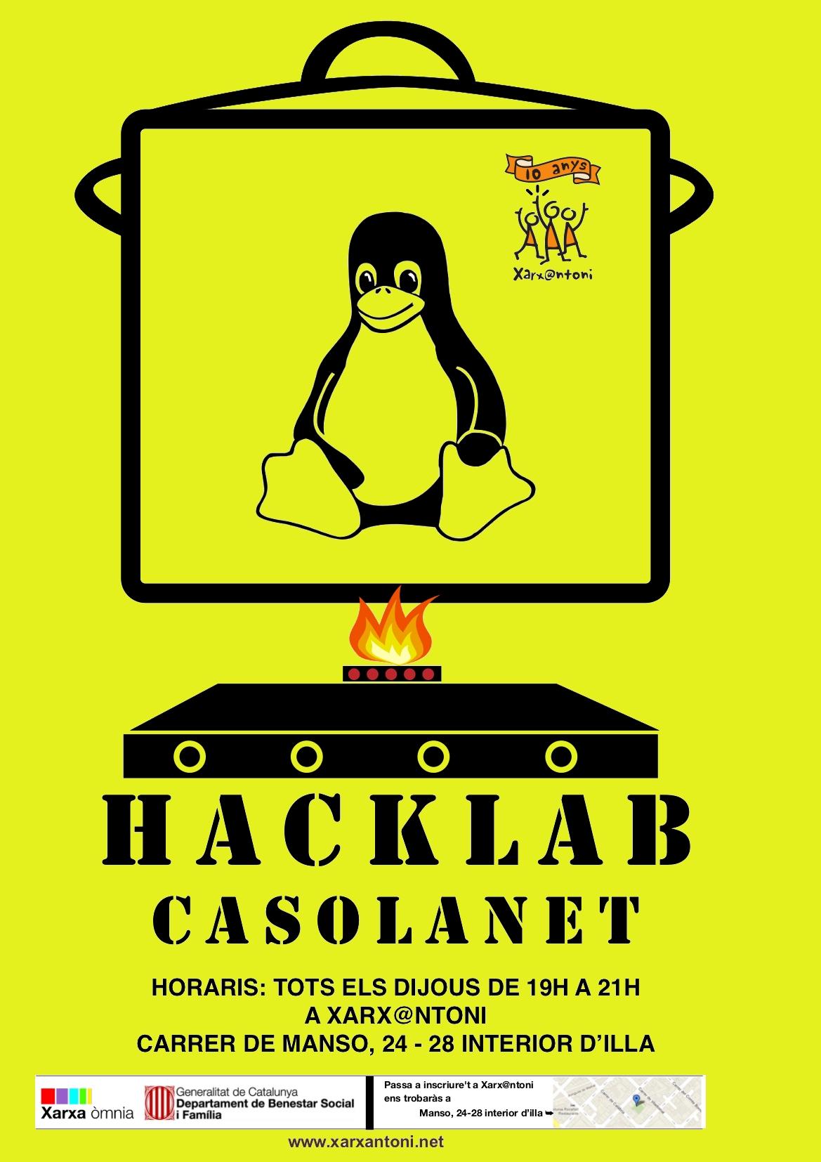hacklab casolanet