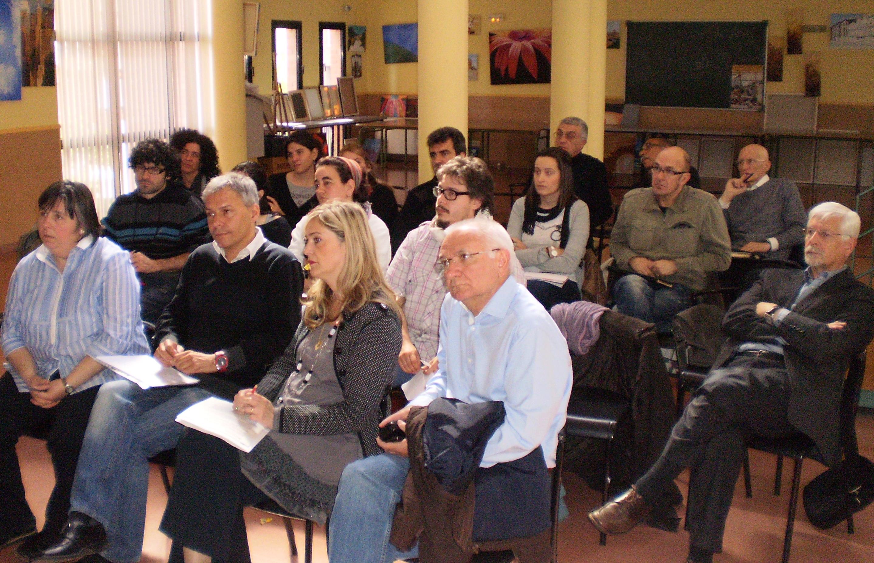 Imatge de la jornada territorial a Lleida