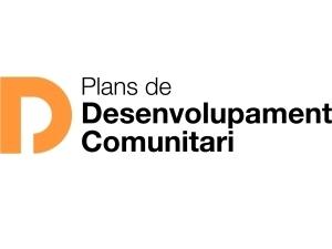 Logotip Plans de Desenvolupament Comunitari