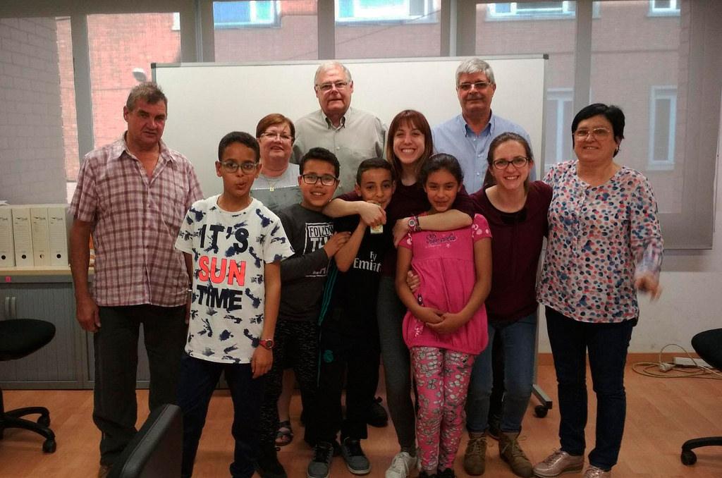 El Punt Òmnia de Tortosa organitza un taller intergeneracional