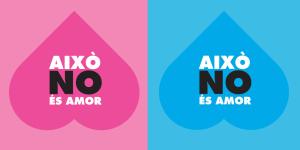 Els joves del Punt Òmnia Esplai Eixida fan un vídeo per a la campanya 'Això no és amor'