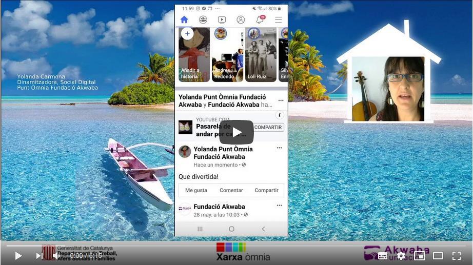 Compartir vídeos de Youtube en Facebook