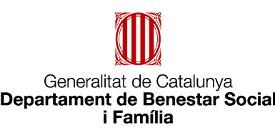 Logotip del Departament de Benestar i Família