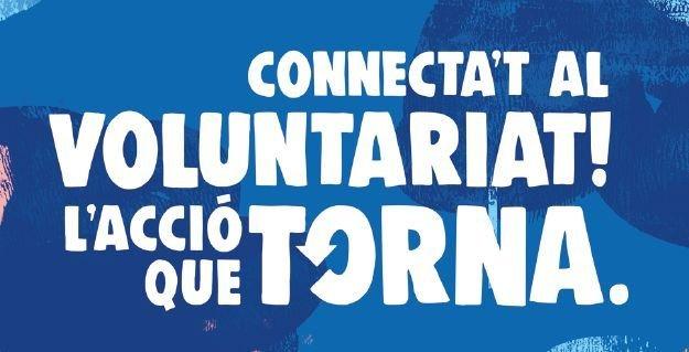 Connecta't al voluntariat