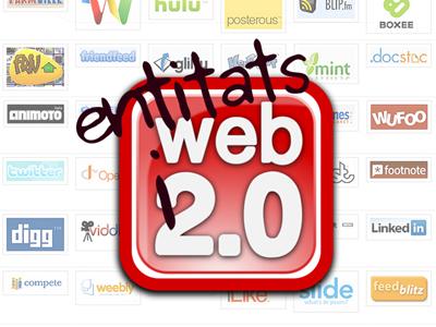 Logo del curs d'entitats del web 2.0
