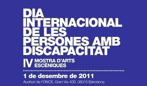 Logotip Dia Internacional Persones amb Discapacitat