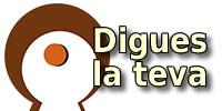 """Imatge """"Digues la teva"""" del PAD de Berga"""