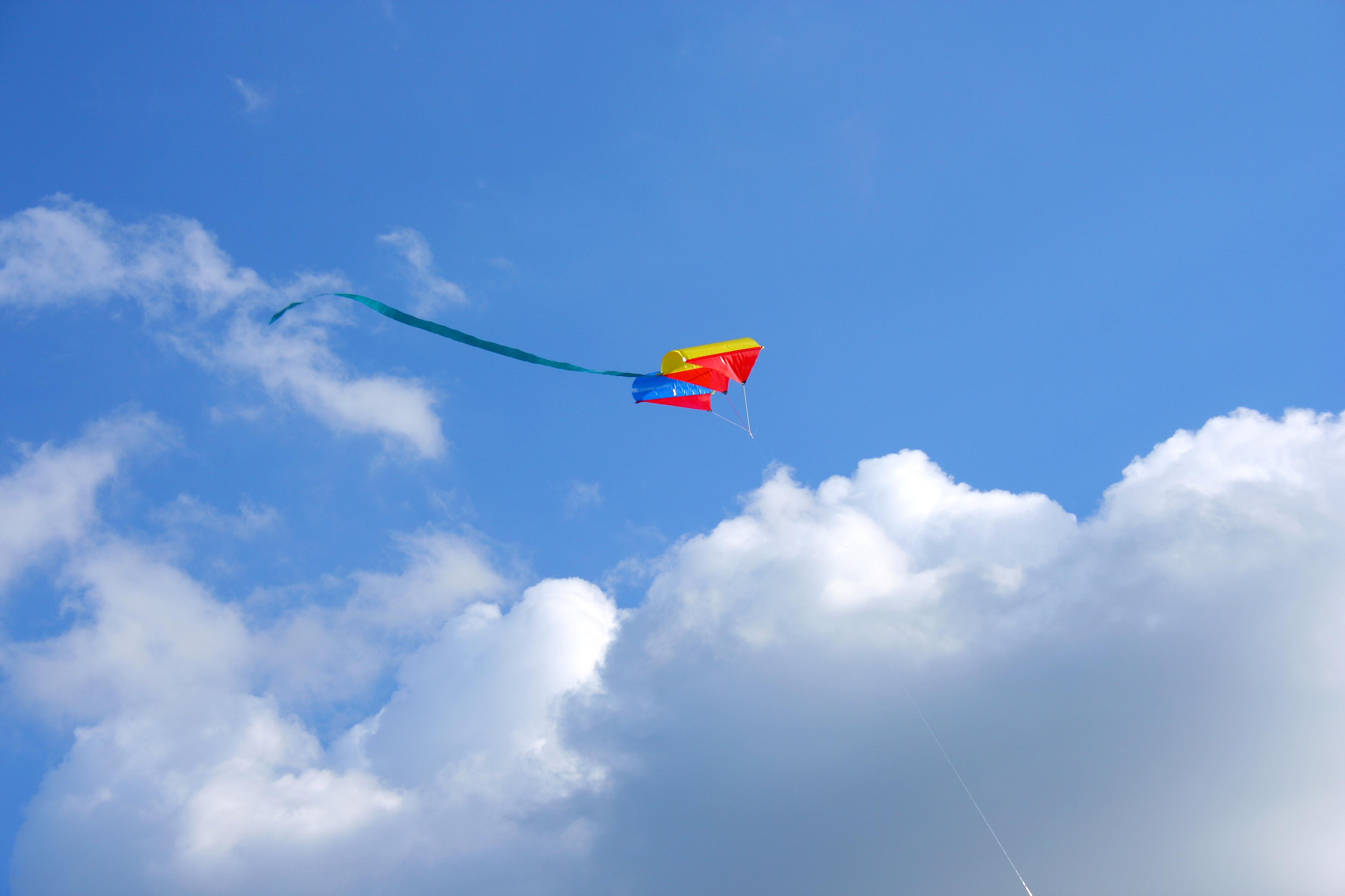"""imatge: """"Kite on the sky"""" de Dariusz Dembinski (www.sxc.hu)"""