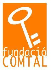 Logotip fundació comtal