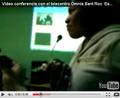 Imatge de la videoconferència