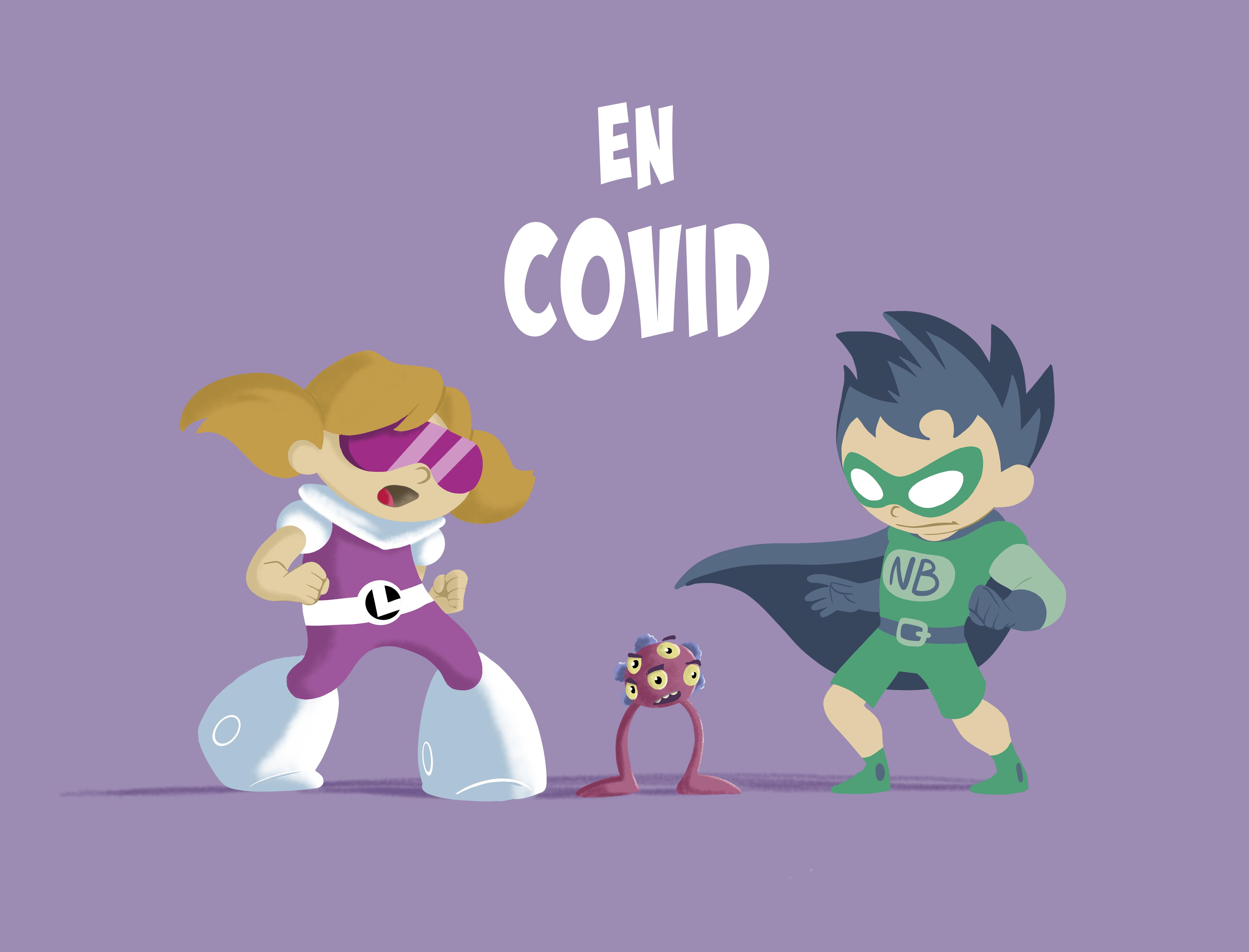 Conte d'en Covid