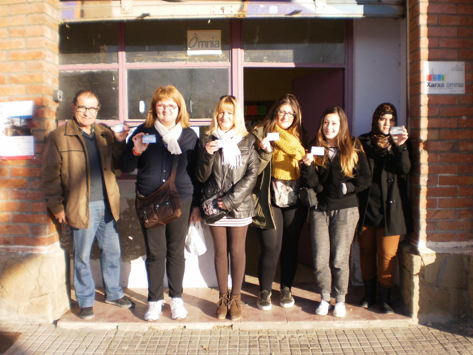 foto de grup curs tercer curs manipulador d'aliments