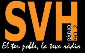 Logotip de la ràdio de Sant Vicenç dels Horts