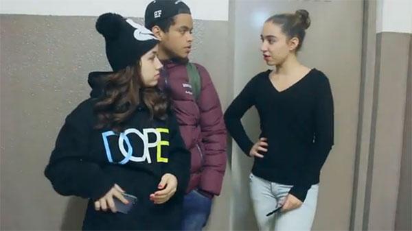 Frame del vídeo.