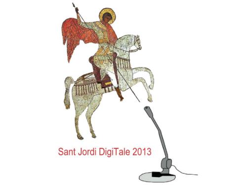 Sant Jordi DigiTale