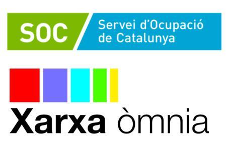 logotips SOC i Xarxa Òmnia