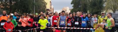 foto Marxa i Cursa solidària a favor de la Marató de TV3 d'Amposta