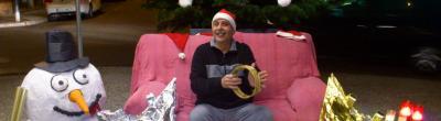 Foto guanyadora del Segon Concurs de Fotografies de Nadal