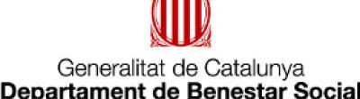 Logotip del Departament de Benestar Social i Família