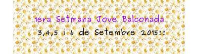 Primera Setmana Jove Balconada 2015