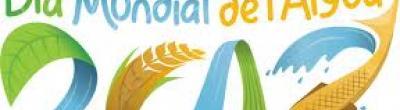 Logotip del dia mundial de l'aigua