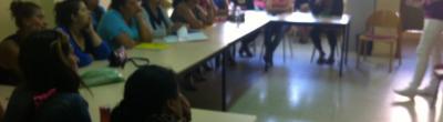 sessió informativa d'alimentació econòmica