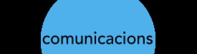 Logotip de comunicacions per les trobades territorials
