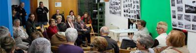 Conferència de Matilde Climent al Punt Òmnia Trinitat Nova.