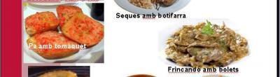 menjars típics catalans