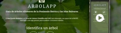 ArbolApp: aplicació per a amants de la natura