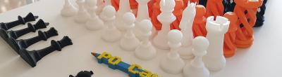 Creacions al Punt Òmnia Campclar amb la impressora 3D