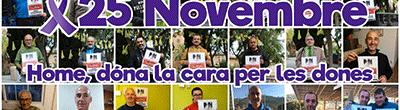 Campanya contra les viòlencies masclistes a Torrelles de Llobregat