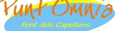 Logotip del Punt Òmnia AVV Font dels Capellans