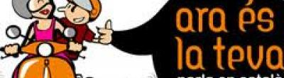 Imatge de Parla en català, Ara és la teva