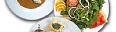 Imatge de tres plats amb menjar