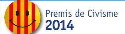 Logotip Premis Civisme 2014