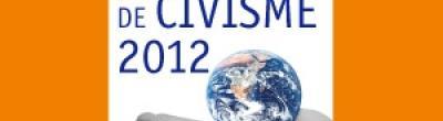 Premis de Civisme 2012