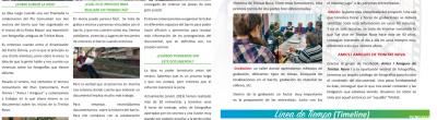 """Imatge revista La Trini """"Memòria històrica de Trinitat Nova"""""""