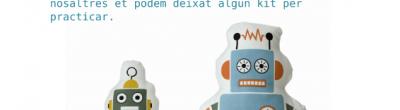 cartell espai RoboTeb